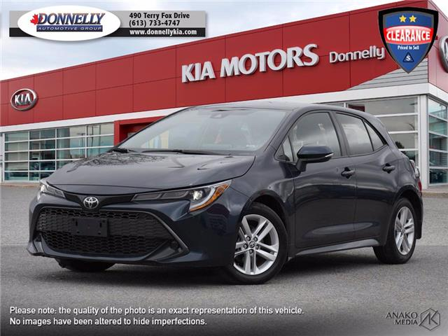 2019 Toyota Corolla Hatchback Base (Stk: KUR2524) in Kanata - Image 1 of 29