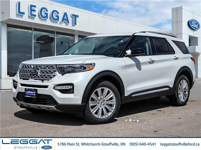 2021 Ford Explorer Limited (Stk: EX13916) in Stouffville - Image 1 of 29