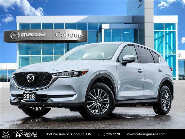 2018 Mazda CX-5 GS (Stk: 21185A) in Cobourg - Image 1 of 29