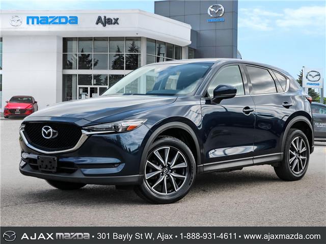 2017 Mazda CX-5 GT (Stk: P5770) in Ajax - Image 1 of 28