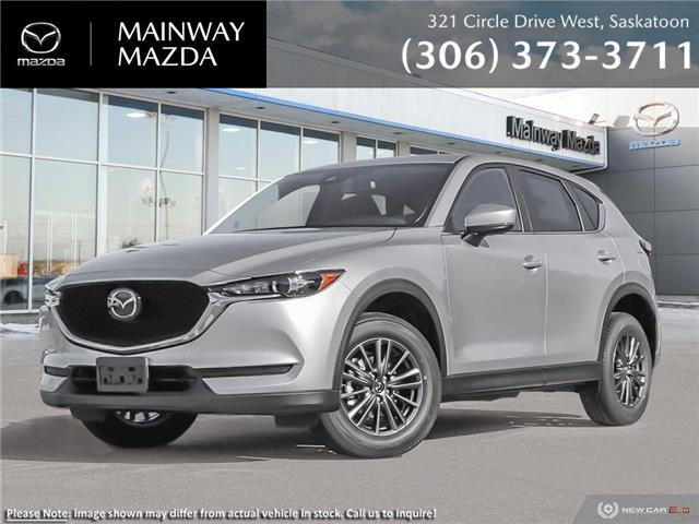 2021 Mazda CX-5 GS w/Comfort Package (Stk: M21294) in Saskatoon - Image 1 of 23
