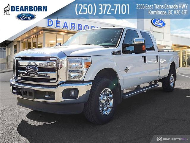 2015 Ford F-350  (Stk: RM119A) in Kamloops - Image 1 of 25