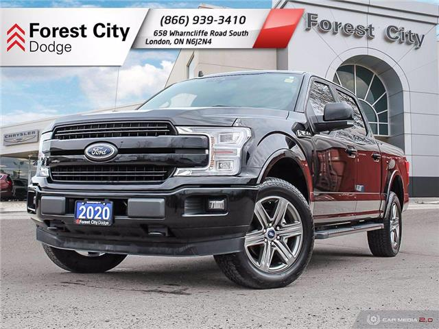 2020 Ford F-150  (Stk: DL0052) in London - Image 1 of 35