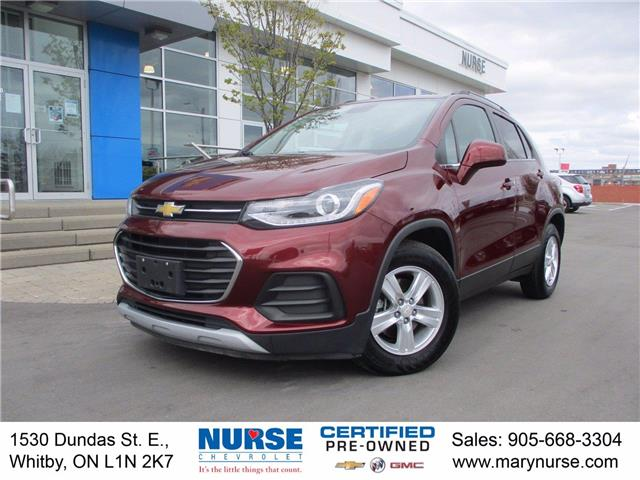 2017 Chevrolet Trax LT (Stk: 10X515) in Whitby - Image 1 of 26