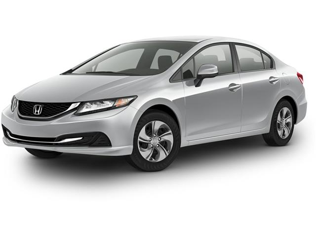 2015 Honda Civic LX (Stk: 2020-354U) in North Bay - Image 1 of 1