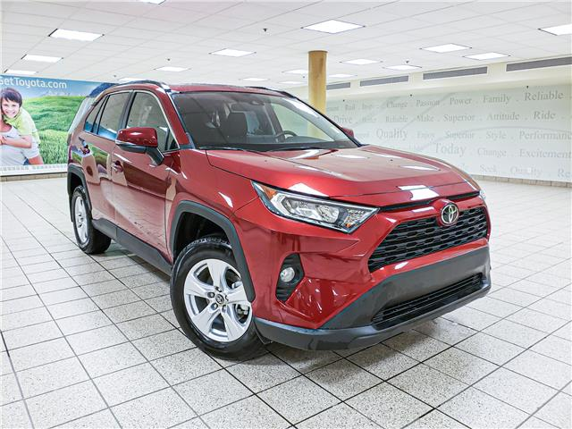 2021 Toyota RAV4 XLE (Stk: 210907) in Calgary - Image 1 of 14
