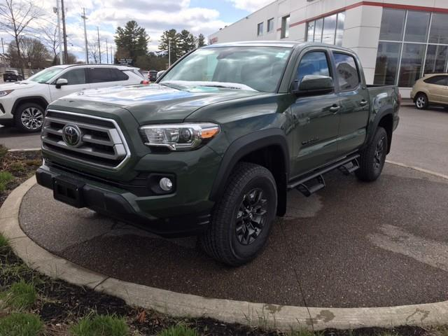 2021 Toyota Tacoma Base (Stk: TX186) in Cobourg - Image 1 of 10