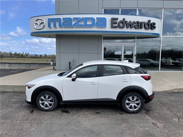 2019 Mazda CX-3 GX (Stk: 22631) in Pembroke - Image 1 of 16