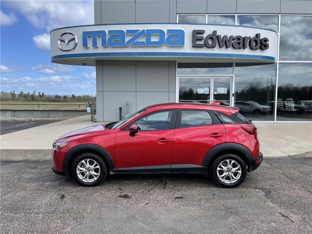 2018 Mazda CX-3 GS (Stk: 22610) in Pembroke - Image 1 of 18