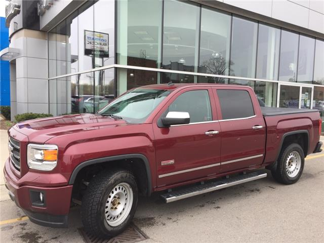 2014 GMC Sierra 1500 SLE (Stk: 152015) in London - Image 1 of 1