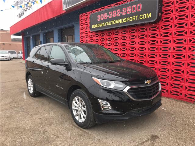 2019 Chevrolet Equinox LS (Stk: 14923) in SASKATOON - Image 1 of 21