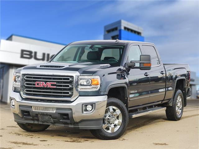 2019 GMC Sierra 3500HD SLE (Stk: T21-1852A) in Dawson Creek - Image 1 of 15