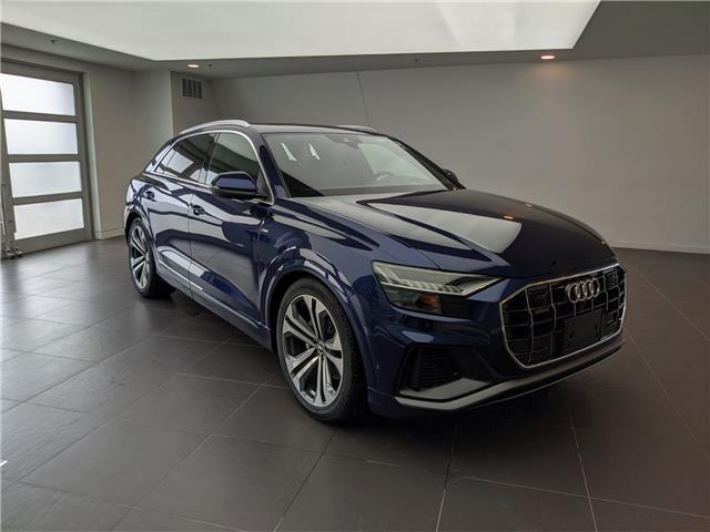 2021 Audi Q8 55 Technik (Stk: 52478) in Oakville - Image 1 of 17