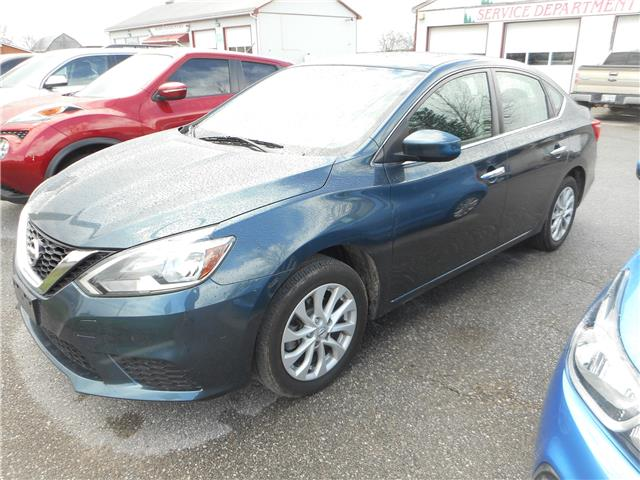2017 Nissan Sentra 1.8 SV (Stk: NC 4055) in Cameron - Image 1 of 9