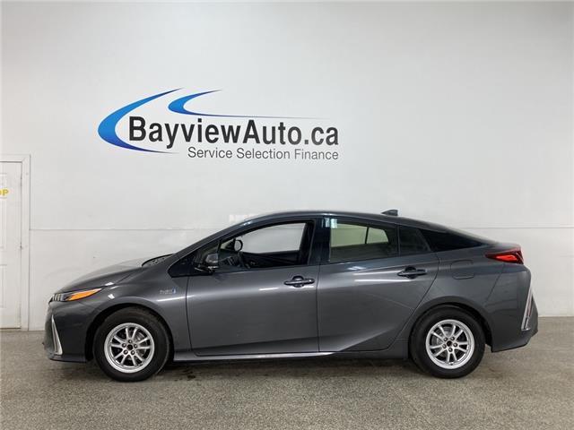 2018 Toyota Prius Prime Upgrade (Stk: 37812W) in Belleville - Image 1 of 29
