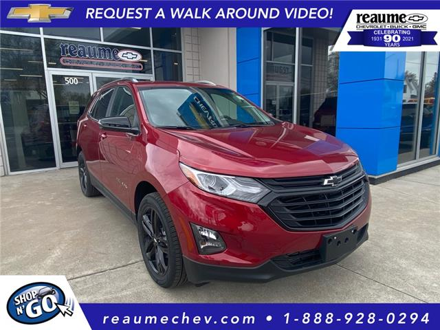 2021 Chevrolet Equinox LT (Stk: 21-0137) in LaSalle - Image 1 of 6