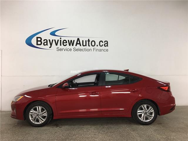 2020 Hyundai Elantra Preferred (Stk: 37776R) in Belleville - Image 1 of 25