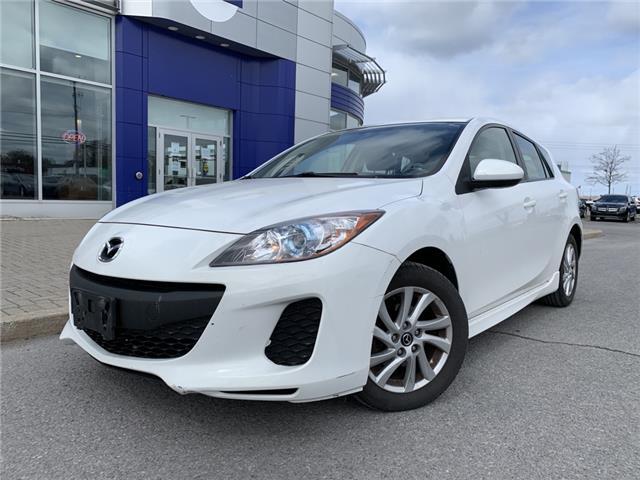 2013 Mazda Mazda3 Sport GS-SKY (Stk: A0638A) in Ottawa - Image 1 of 11