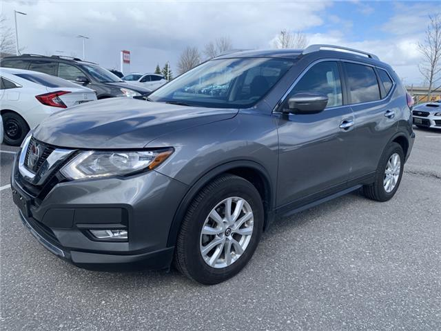 2017 Nissan Rogue SV (Stk: MC742990A) in Bowmanville - Image 1 of 14