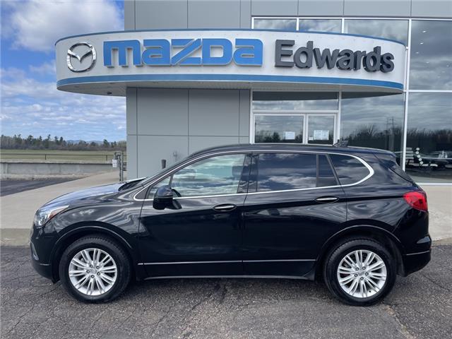 2018 Buick Envision Preferred (Stk: 22635) in Pembroke - Image 1 of 27