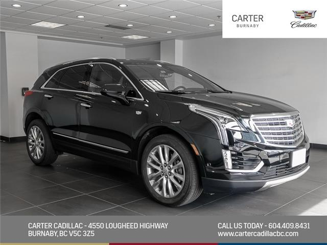 2017 Cadillac XT5 Platinum (Stk: C7-04711) in Burnaby - Image 1 of 25