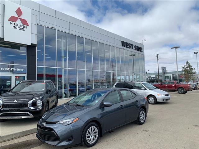2017 Toyota Corolla LE (Stk: BM4097) in Edmonton - Image 1 of 23