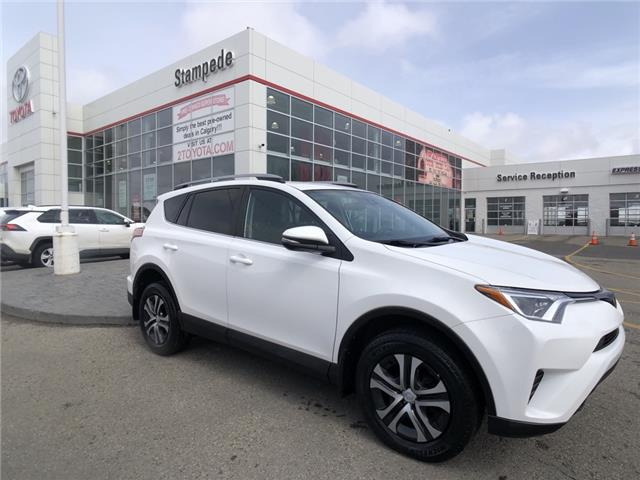 2017 Toyota RAV4 LE (Stk: 210476A) in Calgary - Image 1 of 23