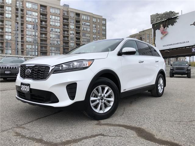 2020 Kia Sorento  5XYPGDA38LG629949 P5313 in North York