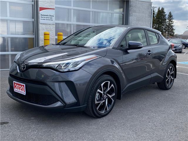 2020 Toyota C-HR XLE Premium (Stk: W5325) in Cobourg - Image 1 of 25