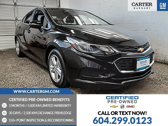 2017 Chevrolet Cruze LT Auto (Stk: P9-63991) in Burnaby - Image 1 of 22