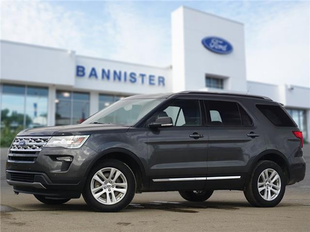 2019 Ford Explorer XLT (Stk: PW2136) in Dawson Creek - Image 1 of 21