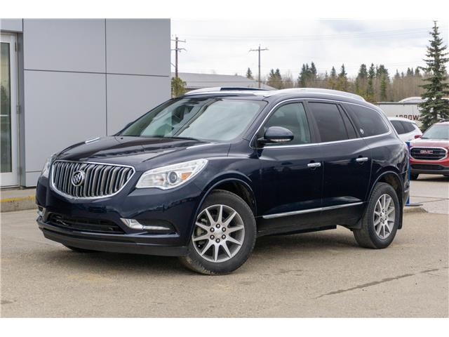 2017 Buick Enclave Leather (Stk: 21-055A) in Edson - Image 1 of 16