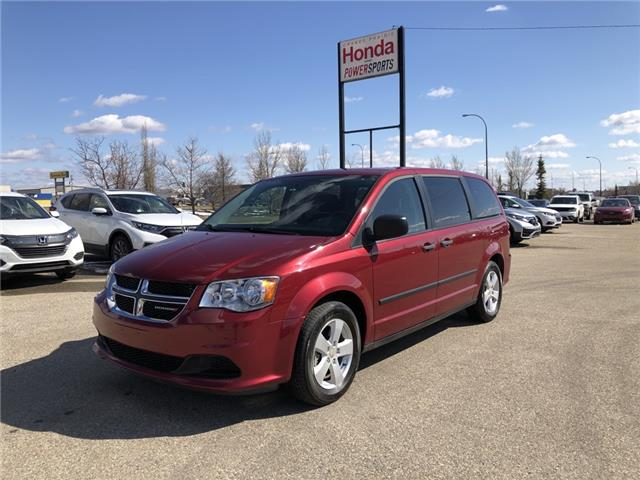 2015 Dodge Grand Caravan SE/SXT (Stk: P21-028) in Grande Prairie - Image 1 of 16