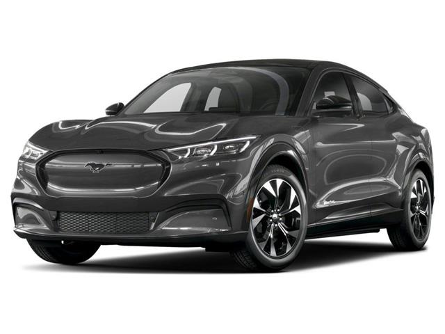 2021 Ford Mustang Mach-E Select Grey
