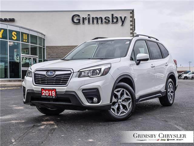 2019 Subaru Forester 2.5i Touring (Stk: U5132) in Grimsby - Image 1 of 30