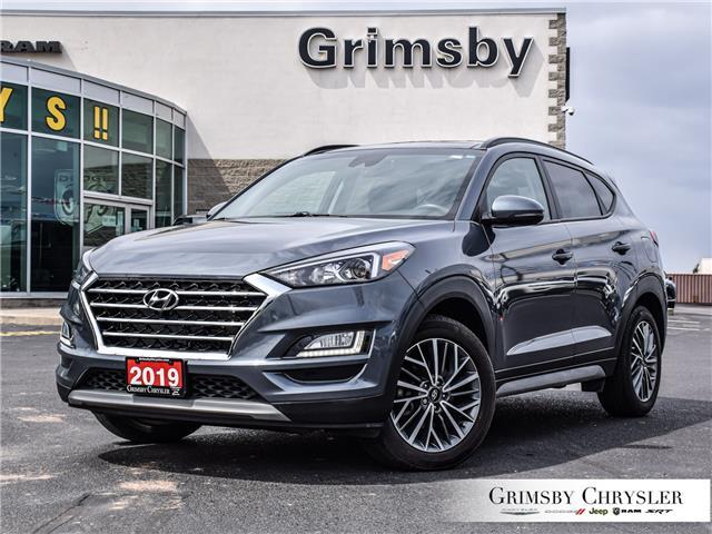 2019 Hyundai Tucson Luxury (Stk: N20312A) in Grimsby - Image 1 of 28
