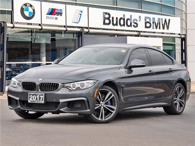 2017 BMW 440i xDrive Gran Coupe (Stk: DB8072) in Oakville - Image 1 of 27