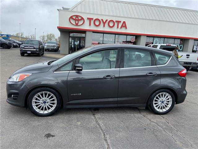 2015 Ford C-Max Hybrid SEL (Stk: 2104751) in Cambridge - Image 1 of 17