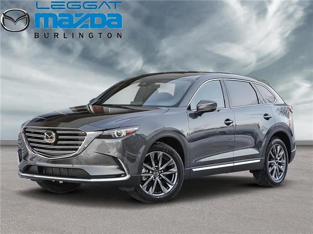 2021 Mazda CX-9 Signature (Stk: 214575) in Burlington - Image 1 of 23