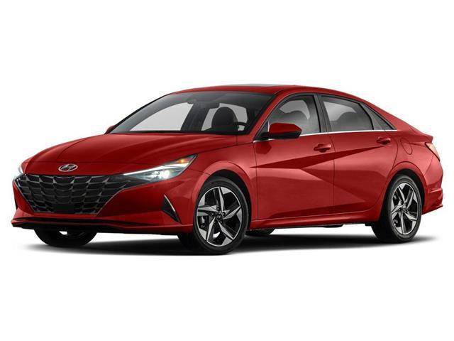 2021 Hyundai Elantra Hybrid Preferred DCT (Stk: 37269) in Brampton - Image 1 of 2