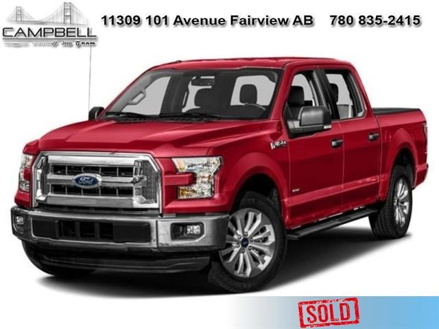 2016 Ford F-150 XLT (Stk: U2392A) in Fairview - Image 1 of 1