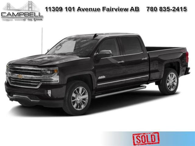 2016 Chevrolet Silverado 1500 High Country (Stk: 10656A) in Fairview - Image 1 of 1