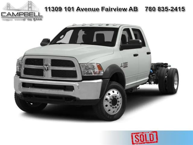 2014 RAM 5500 Chassis ST/SLT/Laramie (Stk: 10746A) in Fairview - Image 1 of 1