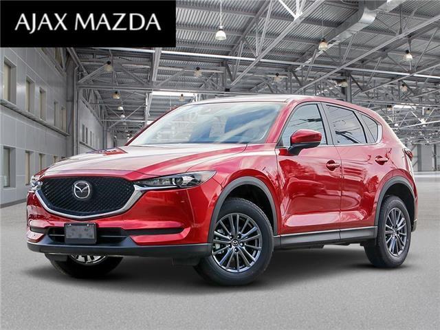 2021 Mazda CX-5 GS (Stk: 21-1483) in Ajax - Image 1 of 23