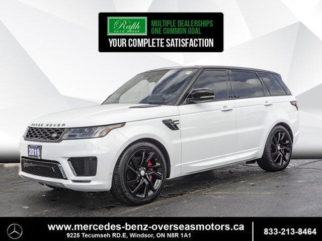 2019 Land Rover Range Rover Sport Supercharged Dynamic (Stk: PM7995) in Windsor - Image 1 of 19