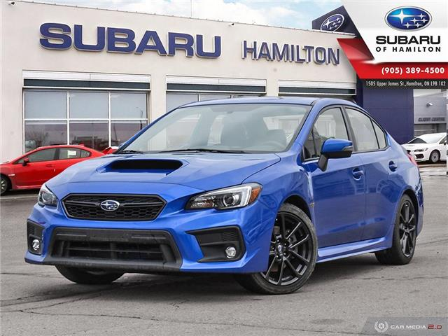 2020 Subaru WRX Sport-tech (Stk: U1679) in Hamilton - Image 1 of 29