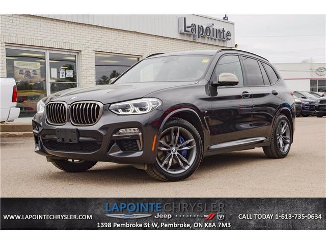 2019 BMW X3 M40i (Stk: 20094A) in Pembroke - Image 1 of 30