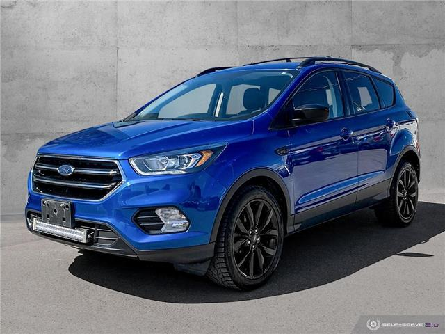 2018 Ford Escape SE (Stk: 21T055A) in Quesnel - Image 1 of 25