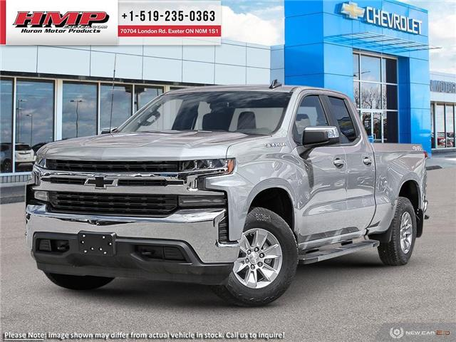 2021 Chevrolet Silverado 1500 LT (Stk: 90450) in Exeter - Image 1 of 17