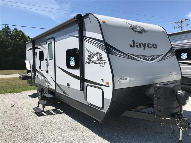 2020 Jayco Jay Flight SLX 8 (Stk: 3474) in Wyoming - Image 1 of 11